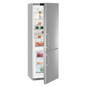Réfrigérateur avec congélateur en bas cnef 5715-20/35-21