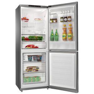 Réfrigérateur avec congélateur en bas btnf 5011 ox aqua
