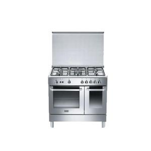 Cuisinière 5 feux 136.0327.681