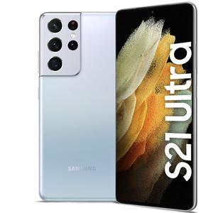 Samsung S21 Ultra Silver